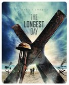 The Longest Day - British Blu-Ray movie cover (xs thumbnail)