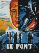 Die Brücke - French Movie Poster (xs thumbnail)