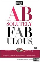 """Absolutely Fabulous"" - DVD movie cover (xs thumbnail)"
