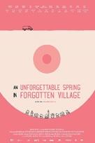 An Unforgettable Spring in a Forgotten Village - British Movie Poster (xs thumbnail)