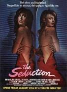 The Seduction - Movie Poster (xs thumbnail)