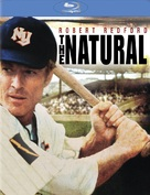 The Natural - Blu-Ray movie cover (xs thumbnail)