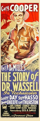 The Story of Dr. Wassell - Australian Movie Poster (xs thumbnail)