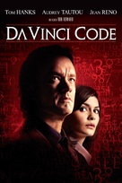 The Da Vinci Code - French Movie Cover (xs thumbnail)
