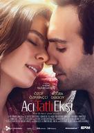 Aci Tatli Eksi - German Movie Poster (xs thumbnail)