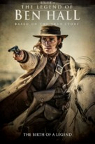 The Legend of Ben Hall - DVD movie cover (xs thumbnail)