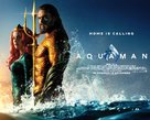 Aquaman - Singaporean Movie Poster (xs thumbnail)