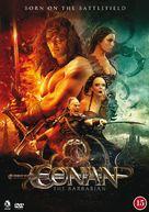 Conan the Barbarian - Danish DVD cover (xs thumbnail)