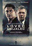 Hunter Killer - Slovenian Movie Poster (xs thumbnail)