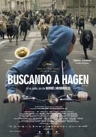 Fehér isten - Chilean Movie Poster (xs thumbnail)