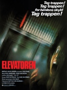 De lift - Danish Movie Poster (xs thumbnail)