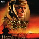 Lawrence of Arabia - German Movie Cover (xs thumbnail)