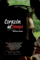 Corazón del tiempo - Mexican Movie Poster (xs thumbnail)