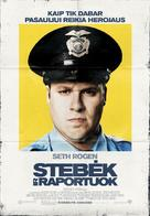 Observe and Report - Lithuanian Movie Poster (xs thumbnail)