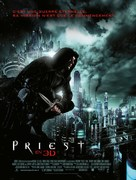 Priest - French Movie Poster (xs thumbnail)