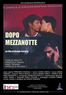 Dopo mezzanotte - Italian Movie Poster (xs thumbnail)