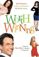 Worth Winning - DVD movie cover (xs thumbnail)