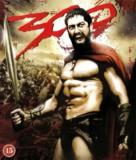 300 - Danish DVD movie cover (xs thumbnail)