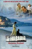 Die Fälscher - Italian DVD cover (xs thumbnail)