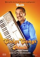 Çalgi Çengi Ikimiz - Turkish Movie Poster (xs thumbnail)