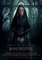 Winchester - Spanish Movie Poster (xs thumbnail)