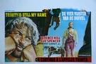 ...continuavano a chiamarlo Trinità - Belgian Movie Poster (xs thumbnail)