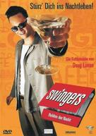 Swingers - German DVD cover (xs thumbnail)