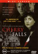 Cherry Falls - Australian DVD cover (xs thumbnail)
