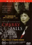 Cherry Falls - Australian DVD movie cover (xs thumbnail)