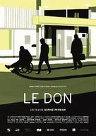Le don - Swiss Movie Poster (xs thumbnail)