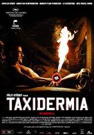 Taxidermia - Hungarian Movie Poster (xs thumbnail)