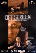 Off Screen - Dutch Movie Poster (xs thumbnail)