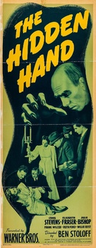 The Hidden Hand - Movie Poster (xs thumbnail)