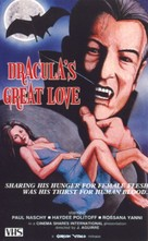 Dracula's Virgin Lovers - VHS cover (xs thumbnail)