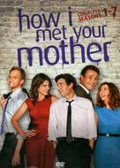 """How I Met Your Mother"" - DVD cover (xs thumbnail)"