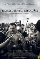 Richard Jewell - Hungarian Movie Poster (xs thumbnail)