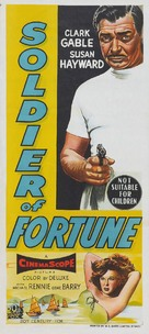 Soldier of Fortune - Australian Movie Poster (xs thumbnail)