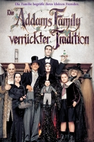 Addams Family Values - German Movie Cover (xs thumbnail)
