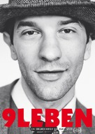 9 Leben - German Movie Poster (xs thumbnail)