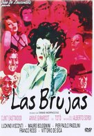 Le streghe - Spanish Movie Cover (xs thumbnail)