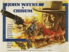 Chisum - British Movie Poster (xs thumbnail)
