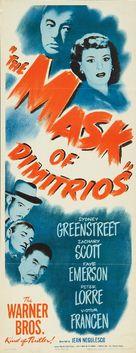 The Mask of Dimitrios - Movie Poster (xs thumbnail)