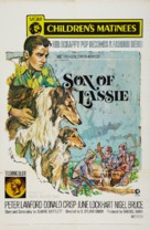 Son of Lassie - Re-release movie poster (xs thumbnail)