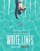 """White Lines"" - Argentinian Movie Poster (xs thumbnail)"