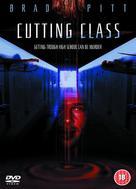 Cutting Class - British DVD movie cover (xs thumbnail)