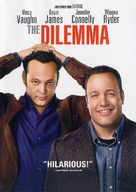 The Dilemma - DVD movie cover (xs thumbnail)