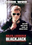 Blackjack - Danish DVD cover (xs thumbnail)