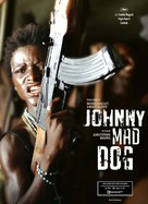 Johnny Mad Dog - Danish Movie Poster (xs thumbnail)