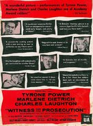 Witness for the Prosecution - Movie Poster (xs thumbnail)
