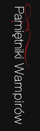 """The Vampire Diaries"" - Polish Logo (xs thumbnail)"